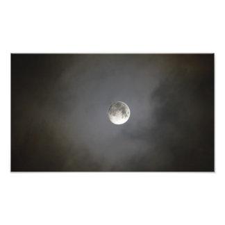 Full Moon Photo Print