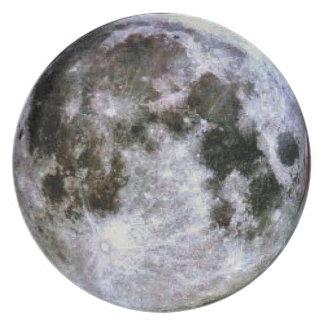 Full Moon Plate