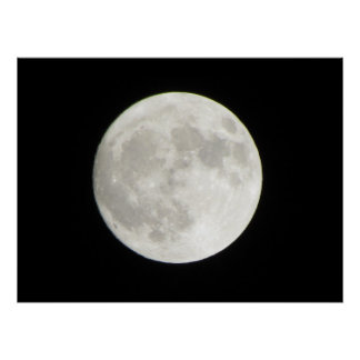Full Moon Poster