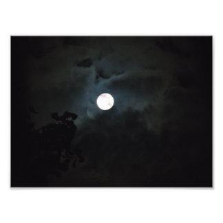 Full Moon Print