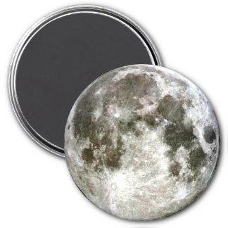 Full Moon Refrigerator Magnet
