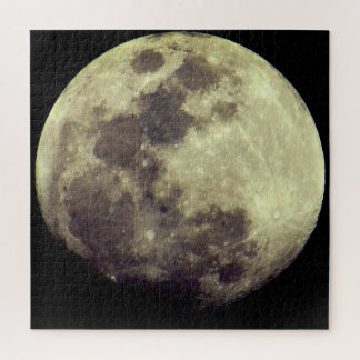 Full Moon | Space Jigsaw Puzzle