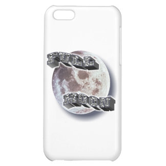Full Moon Telescope iPhone 5C Cover
