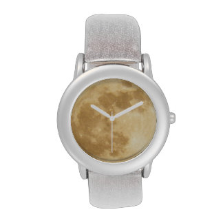 Full Moon Wrist Watches