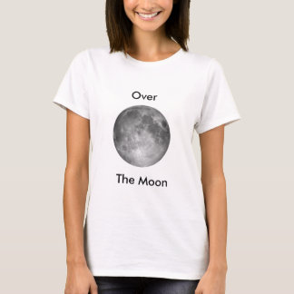 Full Moon Womens Shirt