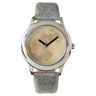 Full Moon Wrist Watch