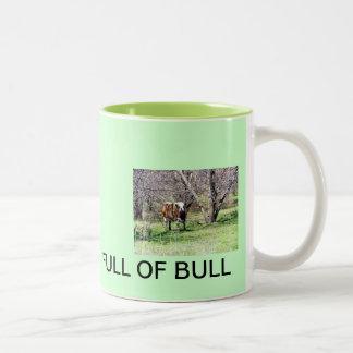 FULL OF BULL MUG