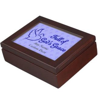 Full of God's Grace Keepsake Box