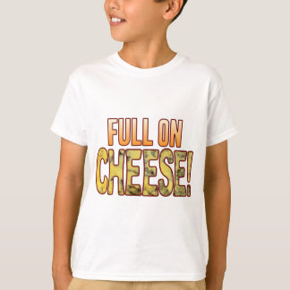 Full On Blue Cheese T Shirts