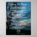 Full on Change Me Prayer Print