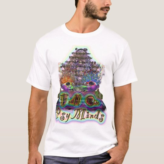 Full On Psy Minds T-Shirt