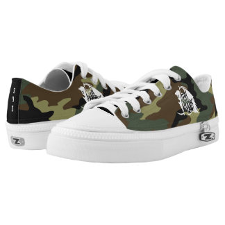 Full REAPER WHITE SDS CAMO SHOES