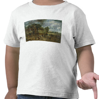 Full scale study for 'The Hay Wain', c.1821 T Shirts