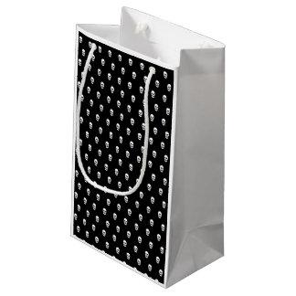 Full Skull Pattern Small Gift Bag