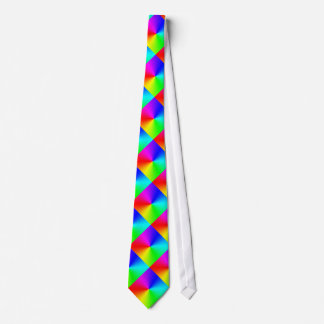 Full Spectrum Rainbow Tie