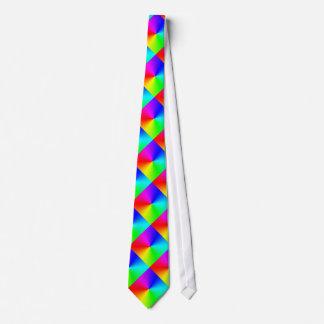 Full Spectrum Rainbow Tie