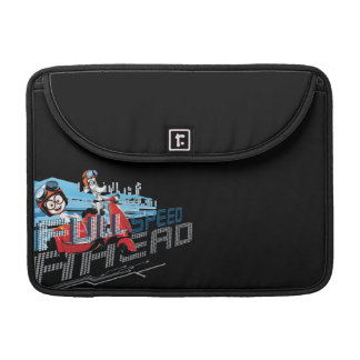 Full Speed Ahead Sleeve For MacBooks