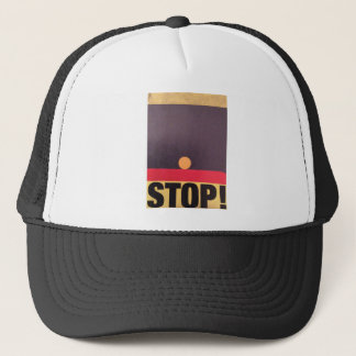 Full Stop Trucker Hat