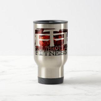 Full Throttle Fitness Travel Mug
