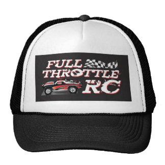 Full Throttle Logo copy Mesh Hats