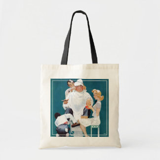 Full Treatment Budget Tote Bag