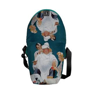 Full Treatment Courier Bag