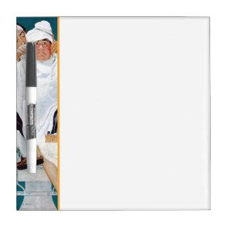 Full Treatment Dry Erase Board