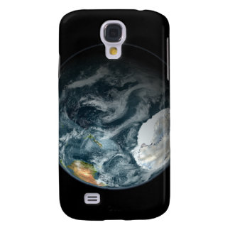 Full view of the Earth highlighting Antarctica Galaxy S4 Case