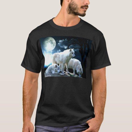Full Wolf Moon T-Shirt