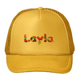 Full Yellow Trucker Cap for Layla