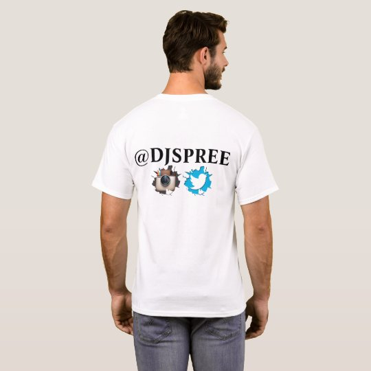 FULLBLAST RADIO LOGO SHIRT WITH DJ SPREE