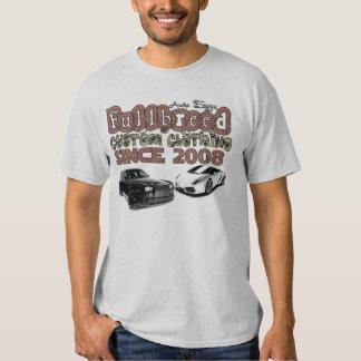 Fullbreed Custom Clothing T Shirts