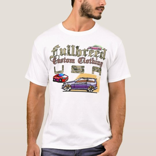 fullbreed custom t-shirt