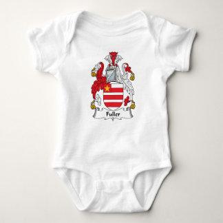 Fuller Family Crest Baby Bodysuit