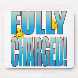 Fully Charged Life B Mouse Mat