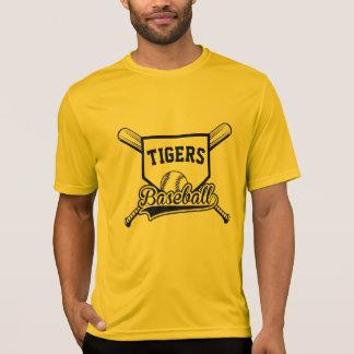 Fully Customizable Baseball Team Shirt