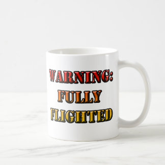 Fully Flighted Coffee Mug