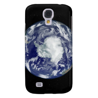 Fully lit full disk image galaxy s4 case
