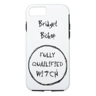 Fully Qualified Witch - Charcoal Effect iPhone 7 Case