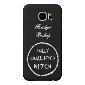 Fully Qualified Witch Samsung Galaxy S6 Cases
