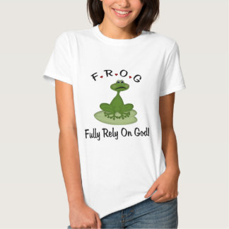 Fully Rely on God Tees