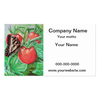 Fully Ripe Business Cards