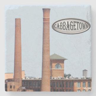 Fulton Mill, Cabbagetown, Atlanta Coasters Stone Beverage Coaster