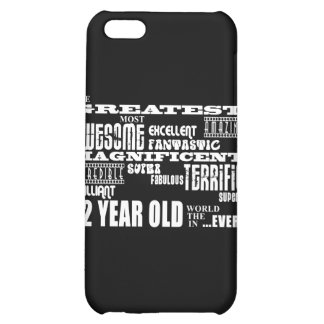 Fun 12th Birthday Party Greatest Twelve Year Old iPhone 5C Covers