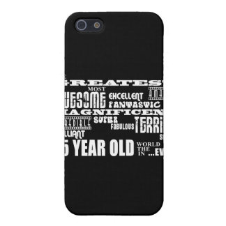 Fun 15th Birthday Party Greatest Fifteen Year Old Cover For iPhone 5