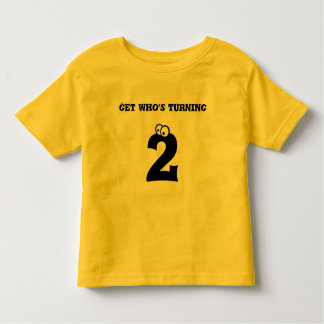 Fun 2nd Birthday T-shirt