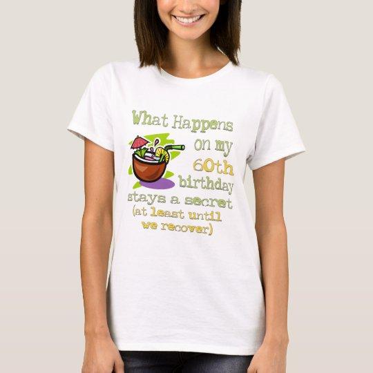 Fun 60th Birthday Gifts T-Shirt