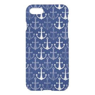 Fun Anchor Pattern iPhone 8/7 Case