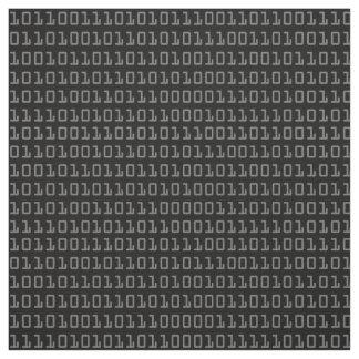 Fun and Cool Computer Binary Code Pattern Fabric