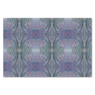 Fun and Funky Abstract Kaleidoscope Print Tissue Paper